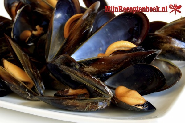 Mossel Crostini recept