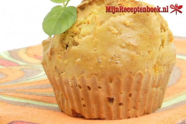 Cupcakes met broccoli en hammousse