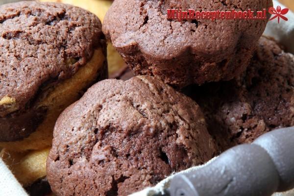 Muffins: american chocolat