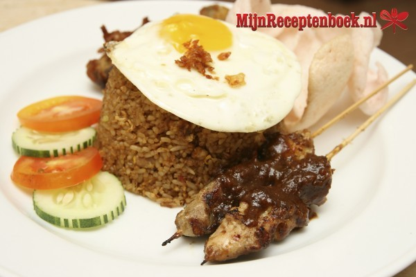 Nasi goreng uit Japan recept