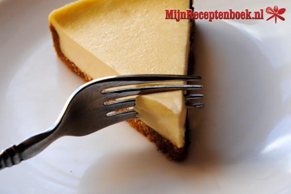 Oreo koekjes cheesecake