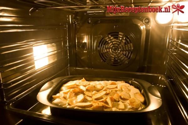 Zelfgemaakte ovenfrites