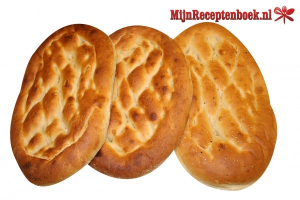 Gevuld Turks brood a la Mexicana recept