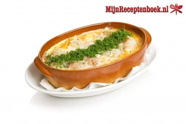 Shepherd's pie met kaas-prei topping recept