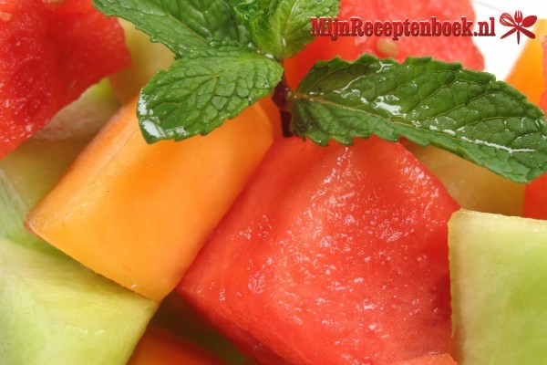 Melon juice recept