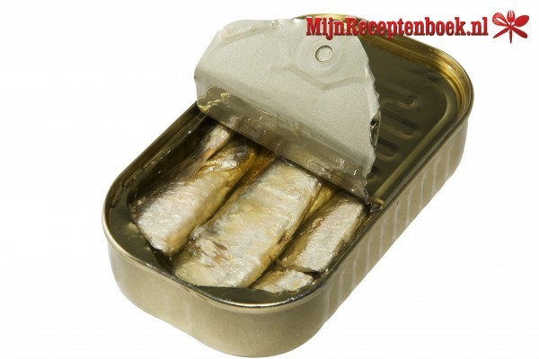 Pasta con salsa di sarde