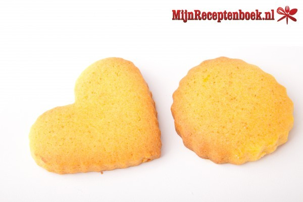 Shortbread cookies recept