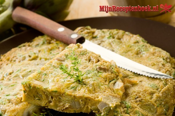 Griekse omelet