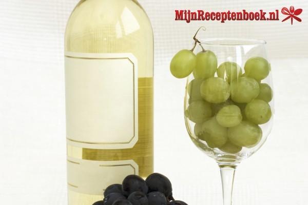 Weinkraut – witte kool in witte wijn gestoofd
